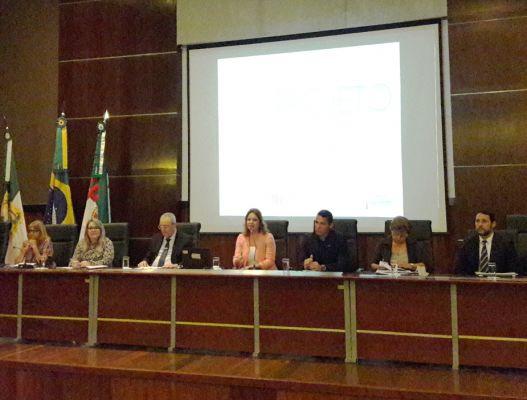 ISD participa de audiência pública do Projeto Nascer com Dignidade do MPRN