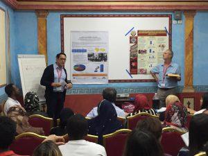 Reginaldo apresenta projetos do ISD relacionados à responsabilidade social