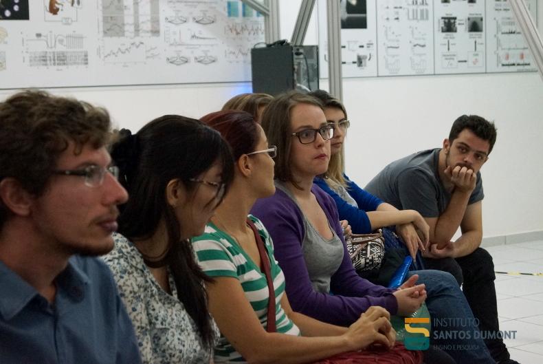 Alunos de Iniciação Científica do IIN-ELS falam sobre a experiência que tiveram no programa