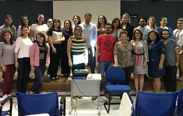 Equipe dos CECs participa de Seminário de Formação Docente na UFRN