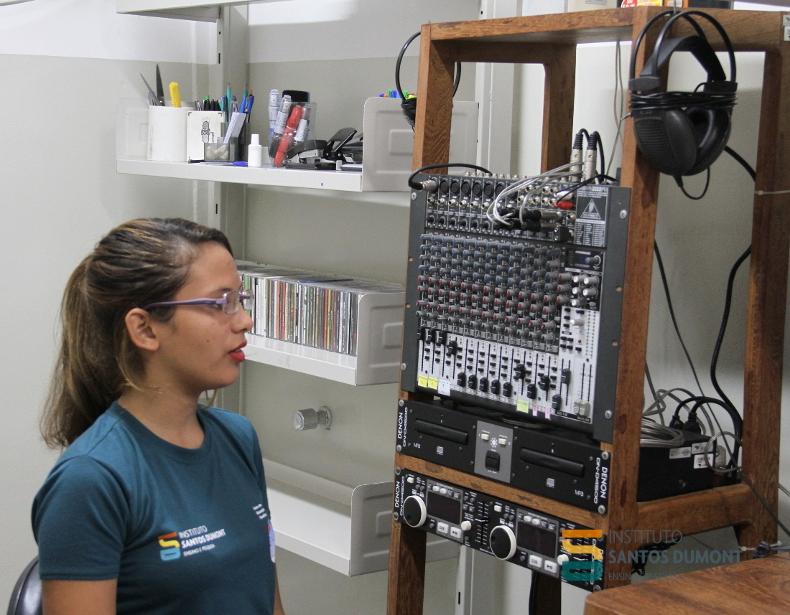 Oficina Ciência e Comunicação, CEC Natal. Foto: Ariane Mondo - Ascom ISD