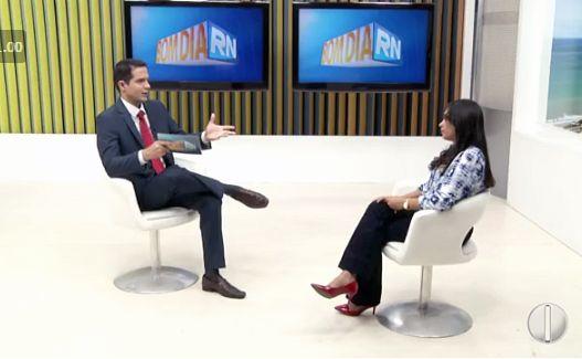 Neuropediatra do CEPS participa de quadro especial sobre autismo na Inter TV Cabugi