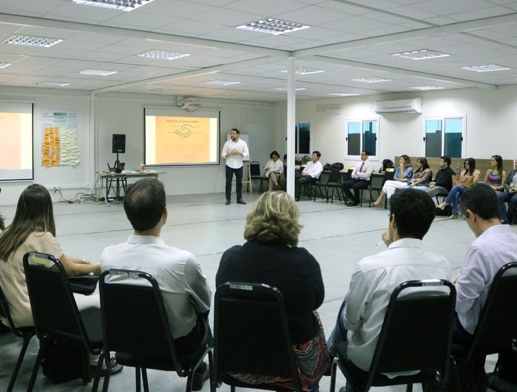 Profissionais do CEPS e IIN-ELS participam de Oficina de Desenvolvimento de Competências Pedagógicas