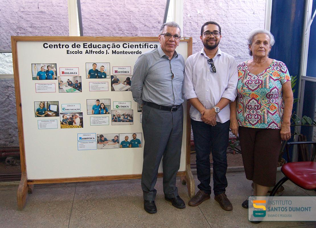 Secretario CTI Maranhão e diretores ISD